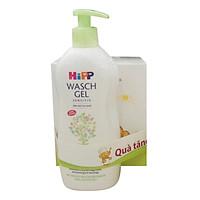 Tắm Gội 2 Trong 1 Hipp Organic - E-9530 - Tặng Kèm Đồ Chơi Bồn Tắm Farlin (Giao Ngẫu Nhiên)