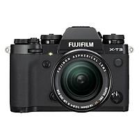Máy Ảnh Fujifilm X-T3 Mirrorless Kèm Kit 18-55mm (Black) - Hàng Chính Hãng