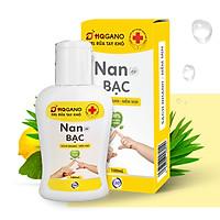 Nước Rửa Tay Khô Nano Bạc HQGANO - 100ml