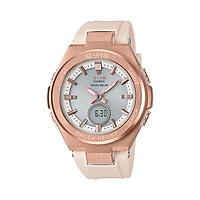 Đồng hồ nữ dây nhựa Casio Baby-G chính hãng MSG-S200G-4ADR