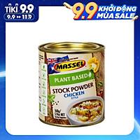 Hạt nêm Massel 100% không bột ngọt 168gr - Vị Gà (Mẫu mới)
