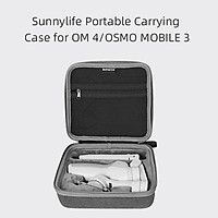 Storage Bag Snowflake Cloth Protective Carrying Case for OM 4/OSMO MOBILE3