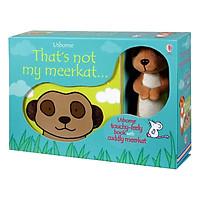 Usborne That's not my meerkat boxed set