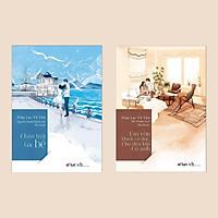 Combo Sách Văn Học Trung Quốc: Chân Trời Góc Bể và Em Vốn Thích Cô Độc, Cho Đến Khi Có Anh (New - 2020)