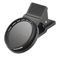 ZOMEi 37mm Professional Cell Phone Camera Circular Polarizer Lens CPL For HTC / Xiaomi / Galaxy Android Smartphone
