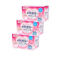 Combo 3 Hộp  Miếng Lót Thấm Sữa ChuchuBaby Hộp 30 Miếng