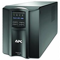 Bộ lưu điện: APC Smart-UPS 1000VA LCD 230V - SMT1000I - Hàng Chính Hãng