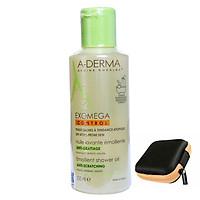 Sữa Tắm Dạng Dầu cho Da Viêm Cơ Địa & Da Rất Khô A-Derma Exomega Control Emollient Shower Oil (200ml)