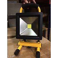Đèn pha LED tích điện công suất 20w ánh sáng trắng