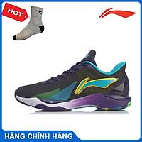 Giày cầu lông nam Lining AYAQ007-2 hàng chính hãng - Tặng kèm tất Bendu chính hãng