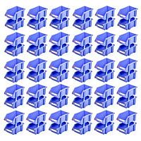Combo 30 Kệ Dụng Cụ Nhỏ Duy Tân (12 x 8 cm) - Kệ nhựa đựng ốc vít, hàng hóa, đa năng, giúp sắp xếp gọn gàng đồ đạc