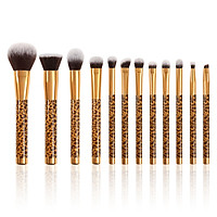 Bộ Cọ Docolor Leopard 12 Pieces Makeup Brush Set