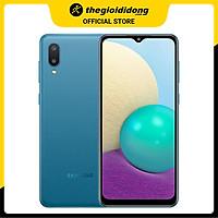 Điện Thoại Samsung Galaxy A02 (3GB/32GB) - Hàng Chính Hãng