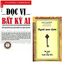 Combo Đọc Vị Bất Kỳ Ai và Người Nam Châm - Bí Mật Của Luật Hấp Dẫn