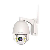 Hàng Chính Hãng - Camera Ngoài Trời Wifi Full HD 1080P SmartZ SCD2029M