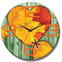 Đồng hồ gỗ tròn B2Q R0134
