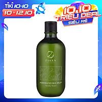 Nước Tẩy Trang Micellar Water Sạch Sâu, Dịu Nhẹ, Dưỡng Ẩm Da - Fermented Sea Kelp Micellar Water - Zakka Naturals 500ml