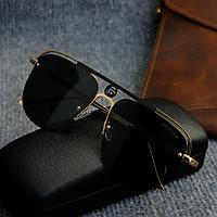 Kính mát nam nữ thời trang chống nắng chống chói mắt PAGINI 6555 – Thiết kế trẻ trung – Kính mát nam chống nắng, chống bụi, chống Tia UV