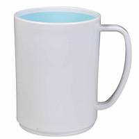 Camellia Cup Cup Brushing Cup Several Beauty Bicolor Mug White 054005*