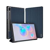 Bao da Samsung Galaxy Tab S6 SM-T860/T865 DUX DUCIS Smartcover - Hàng nhập khẩu