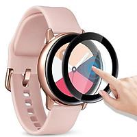 Dán cường lực cho Galaxy Watch Active full viền cong 3D