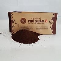 Cà phê phin - 500g cà phê bột - Phú Xuân 2