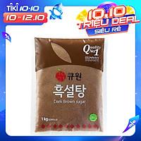 1kg Đường Đen Dark Brown Sugar Samyang
