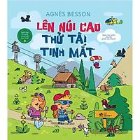 Sách - Lên núi cao thử tài tinh mắt (tặng kèm bookmark thiết kế)