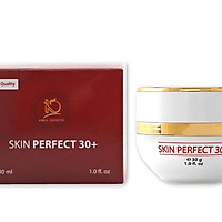 Kem dưỡng trắng da mặt ngừa mụn KimKul Skin Perfect 30+ 30G