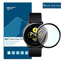 Dán Gor màn hình cho Samsung Galaxy Watch Active 2 40/44 mm (Hộp 2 miếng)- hàng nhập khẩu