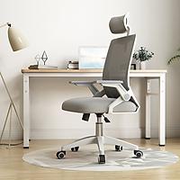 Ghế chơi game tay ghế có thể điều chỉnh chân xoay có tựa đầu - Hàng chính hãng