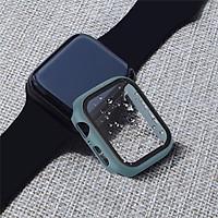 Ốp nhựa liền kính cường lực dành cho Apple Watch Size 40mm