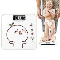 Cân sức khỏe dùng pin hoặc sạc điện thông minh mặt kính, cân điện tử gia đình tiện lợi trọng lượng từ 0.2-180kg.