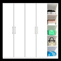 Tủ Quần Áo Cao Cấp FINE FT210F ( 2m2 x 2m2) Thiết kế hiện đại sang trọng, Có kệ trưng bày túi xách và sản phẩm