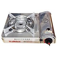 Bếp ga mini inox Namilux PL1911AS van Inline-Cut ngắt ga trong - Hàng chính hãng