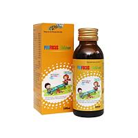Vitamin tổng hợp cho bé ProFocus Children, bổ sung đầy đủ các dưỡng chất cho bé phát triển toàn diện về thể chất và trí tuệ. Sử dụng cho trẻ biếng ăn, còi xương, suy dinh dưỡng hay ốm