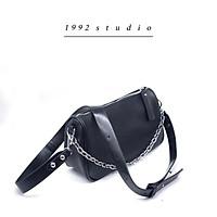 Túi xách nam nữ/ 1992 s t u d i o / NEALA BAG/ màu đen phom túi trống