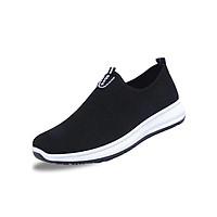 Giày lười nam giày lười vải bốn mùa thoáng khí đế bệt thấp thời trang PETTINO - PZL03
