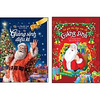 Combo Trọn Bộ 2 Cuốn: Bộ Sách Giáng Sinh: Giáng Sinh Diệu Kì +Thế Giới Đầy Phép Màu Của Giáng Sinh