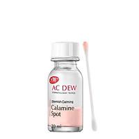 Tinh chất chuyên cho da mụn DewyTree The Clean Lab AC DEW Calamine Blemish Spot 20ml