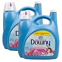 Nước xả làm mềm vải của Mỹ Downy Ultra April Fresh 4.08L loại đậm đặc (204 Loads)