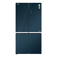 Tủ Lạnh Inverter Toshiba GR-RF646WE-PGV (622L) - Hàng Chính Hãng + Tặng Bình Đun Siêu Tốc