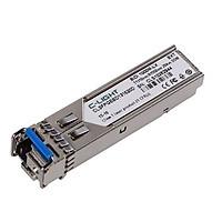 Module quang SFP 1 sợi quang 1.25G, LC, DDM 1310/1550 20km chính hãng