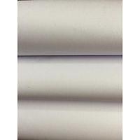 5m giấy decal cuộn dán tường trắng nhám  DS04(0.6x5m)