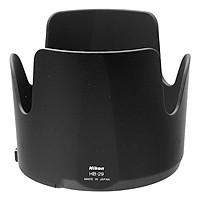 Lens Hood Nikon HB-29 (Đen) - Hàng Nhập Khẩu