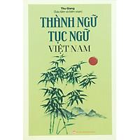 Thành ngữ tục ngữ Việt nam