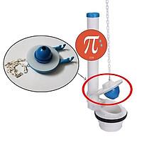 Cóc xả bệt toilet dùng thay thế cho lõi bệt toilet gạt xả nước
