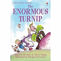 Usborne First Reading Level One: The Enormous Turnip