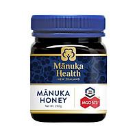 Viên Uống Manuka Health MGO573+ UMF16 Manuka Honey 250g (NOT For sale in WA)