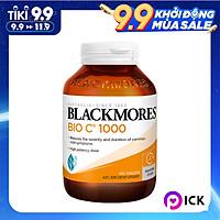Viên Uống Bổ Sung Vitamin C Blackmores Bio C 1000mg - 150 viên(Hàng Nhập Khẩu Từ Úc)